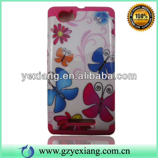 Fancy Design Cell Phone Cover For Sony Xperia M C1905 C1904 Case