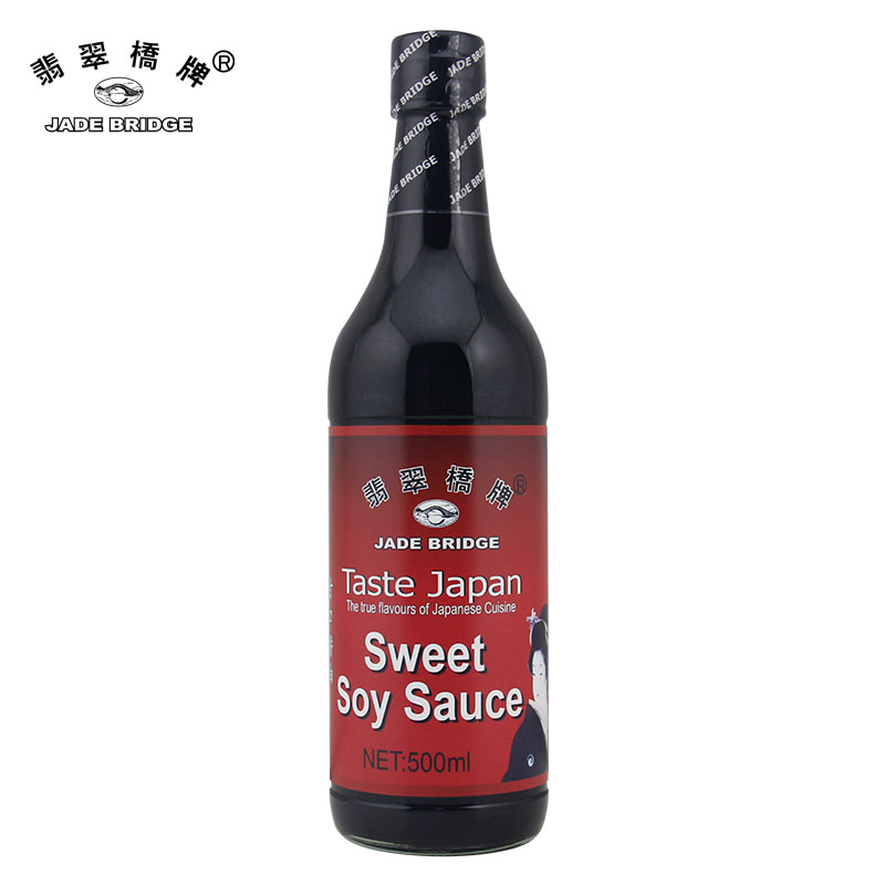 Delicious Thick Teriyaki Sweet Soy Sauce For Japanese Cusine 500ml