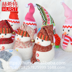 Wholesale Holiday Gift Christmas Decoration Foam Snowman