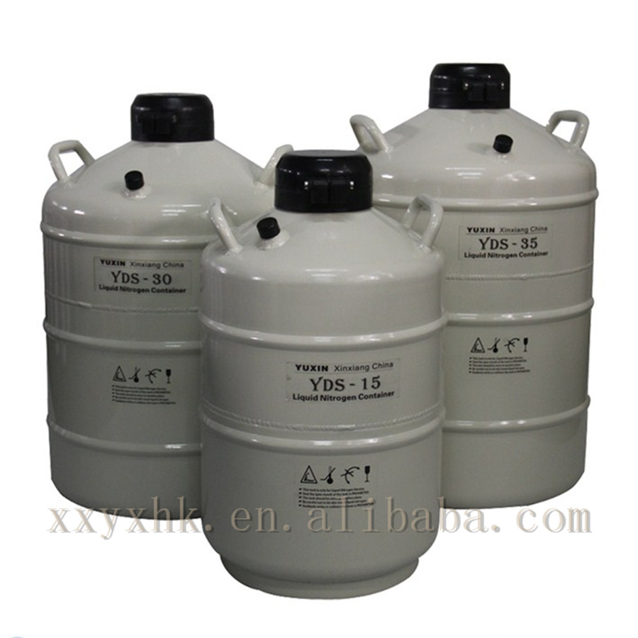 Aluminium alloy liquid nitrogen gas storage vacuum tank price