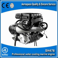 Chinese SANJ marine engine water jet pump for boat with price for sales
