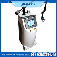 Hot sale vertical co2 laser tube refill machine for skin rejuvenation laser