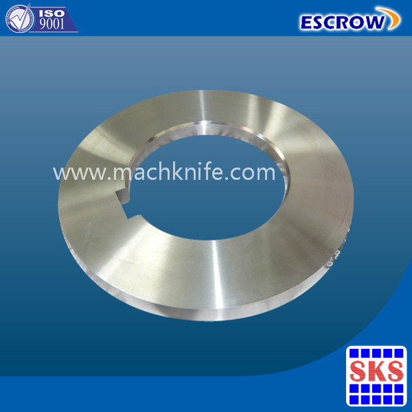 High toughness Coil Slitter Knive/china manucfacture