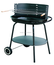 Camping Grill Barbecue Smoker Charcoal Outdoor Beefmaster BBQ Grill