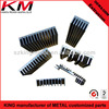 China aluminium alloy price extruded aluminium heatsink radiator