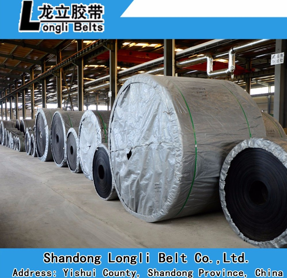 Standard Flat Conveyor Belts with Good Quality