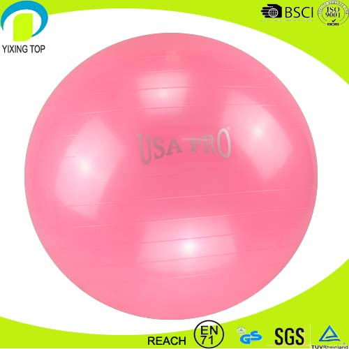 fitness lose weight transparent ball for body workouts