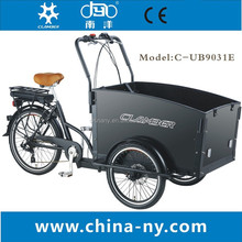 Ningbo / Clamber / OEM Brand Korea cargo tricycle for children