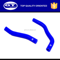 Motorcycle silicone hose kits for YAMAHA YZ85 YZ 85 Silicone Radiator Hose Kit 96-08