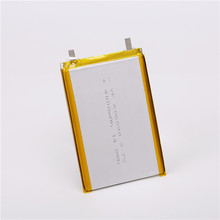 High capacity 4000mah li-polymer lithium battery pack for digital phone
