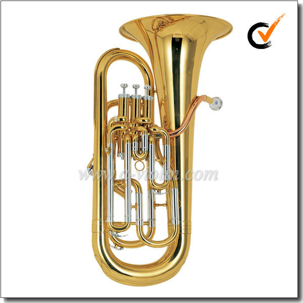 High-Grade Bb Key Yellow brass jinbao euphonium (EU1150G)