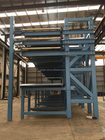 trade assurance customized electric industrial steel roller conveyor