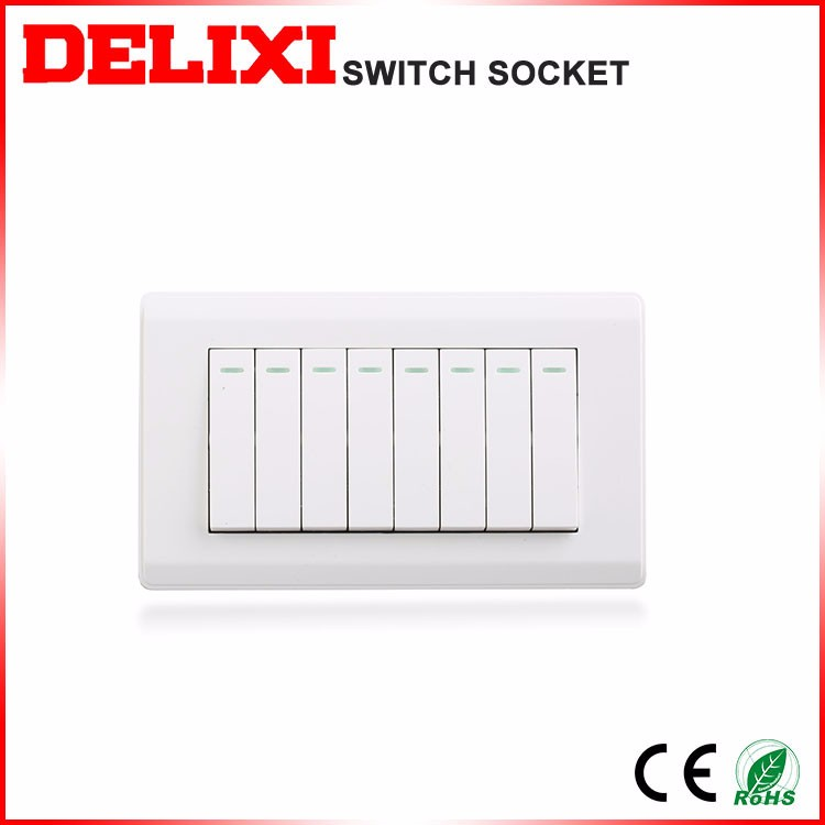 Low maintenance cost Easy installation new wall switches