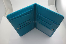 leather money holder / passport holder/ RFID blocking credit cards holder