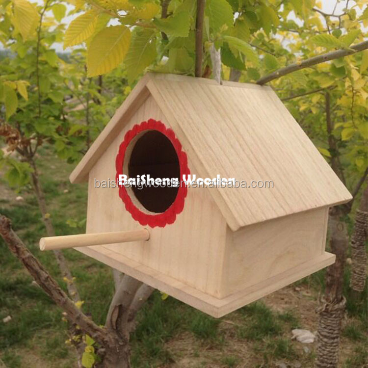 China decorative wooden bird cage cheap wood bird cages for sale