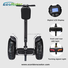 EcoRider EcoRider off road electric chariot two wheel balance electric scooter with seat for adults