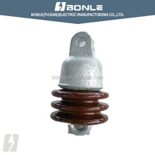 High Voltage Porcelain Suspension Insulator with ANSI Approved (52-9)
