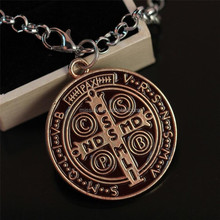 Fashion Constantine Necklace American drama Ambitus Gift necklaces with cross pattern