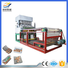 Waste paper recycling paper material egg tray carton machine factory