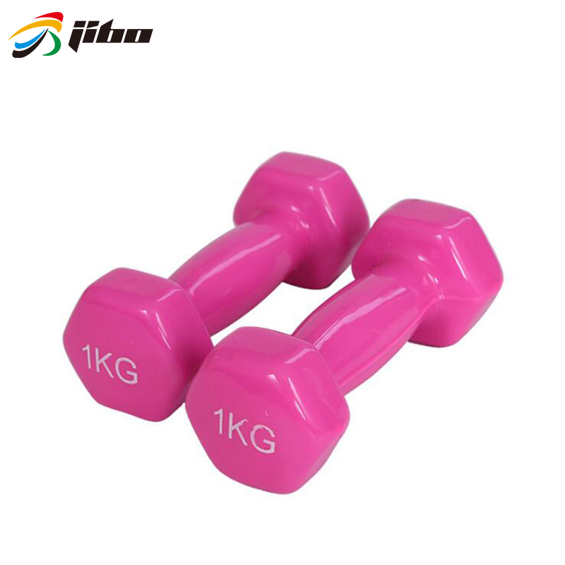 Neoprene dumbbell Fitness Aerobic vinyl dumbbell