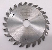 120x24T Scoring Tools TCT Saw Blade for Cutting Wood
