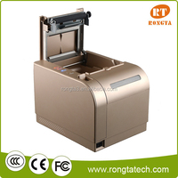 Restaurant ordering machine pos thermal bill printer RP820 with wireless