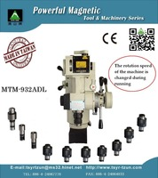 Automatic Magnetic Drill Stand Magnetic Drilling Tapping Machine With Top Quality MTM-932ADL