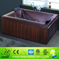 HS-B237 computer controlled bath single and double spa whirlpool