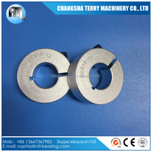 Lightweight Aluminum Clamping Shaft Collar, Self-Locking