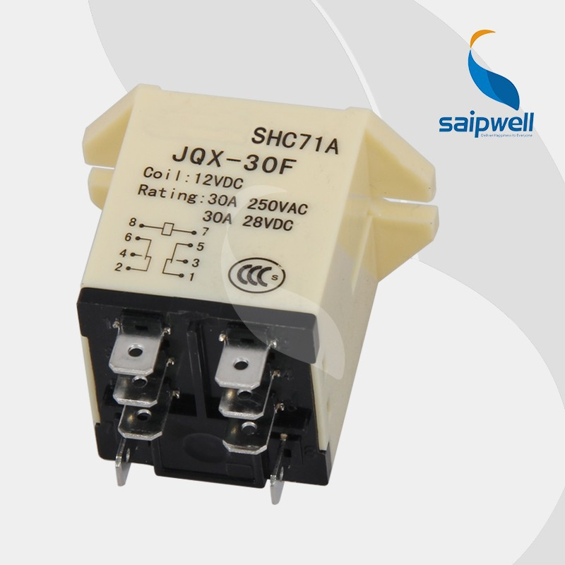SAIPWELL/SAIP Factory Price Universal Electrical Mini Overload Relay