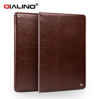 best seller 2015 for ipad pro leather case, Luxury Smart cover with stand for ipad pro 12.9 inch