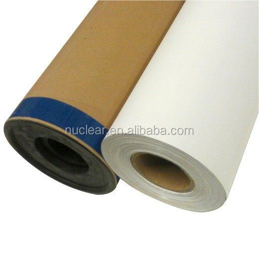 Flexible PVC Supported Vinyl