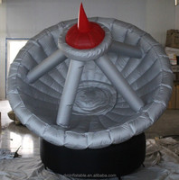 Inflatable UFO Balloon in PVC PLATO with High Quality