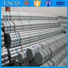 building materials ! galvanized steel pipes for greenhouse/scaffolding gi pipe sizes