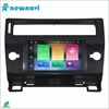 Double din android 8.0 car dvd player for Citroen C4 with gps