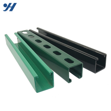 China Promotion black iron channel,gi c channel sizes,channel iron sizes