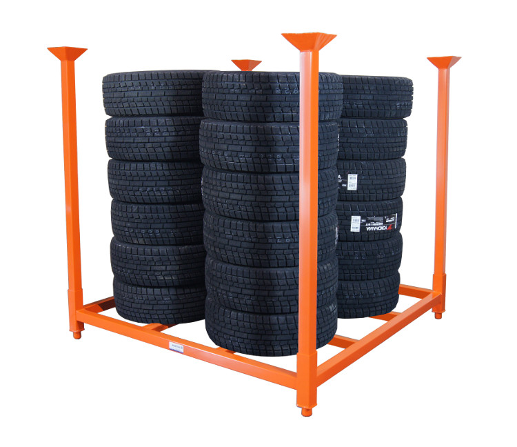 WAREHOUSE TIRE <strong>RACK</strong>