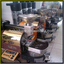 Chinese supplier! Automatic stainless steel 1KG coffee bean roasting machine