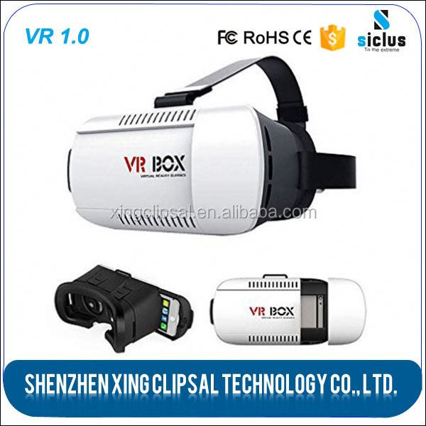 2016 Trending Products 3d Vrbox, 5.5-6.4 Inch Smart Phone 3d Glasses, 3d Glasses For Blue Film