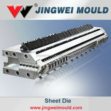 sheet die extruded aluminum flooring mould