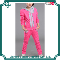 kid clothing wholesale children sport wear from chinese clothing factory