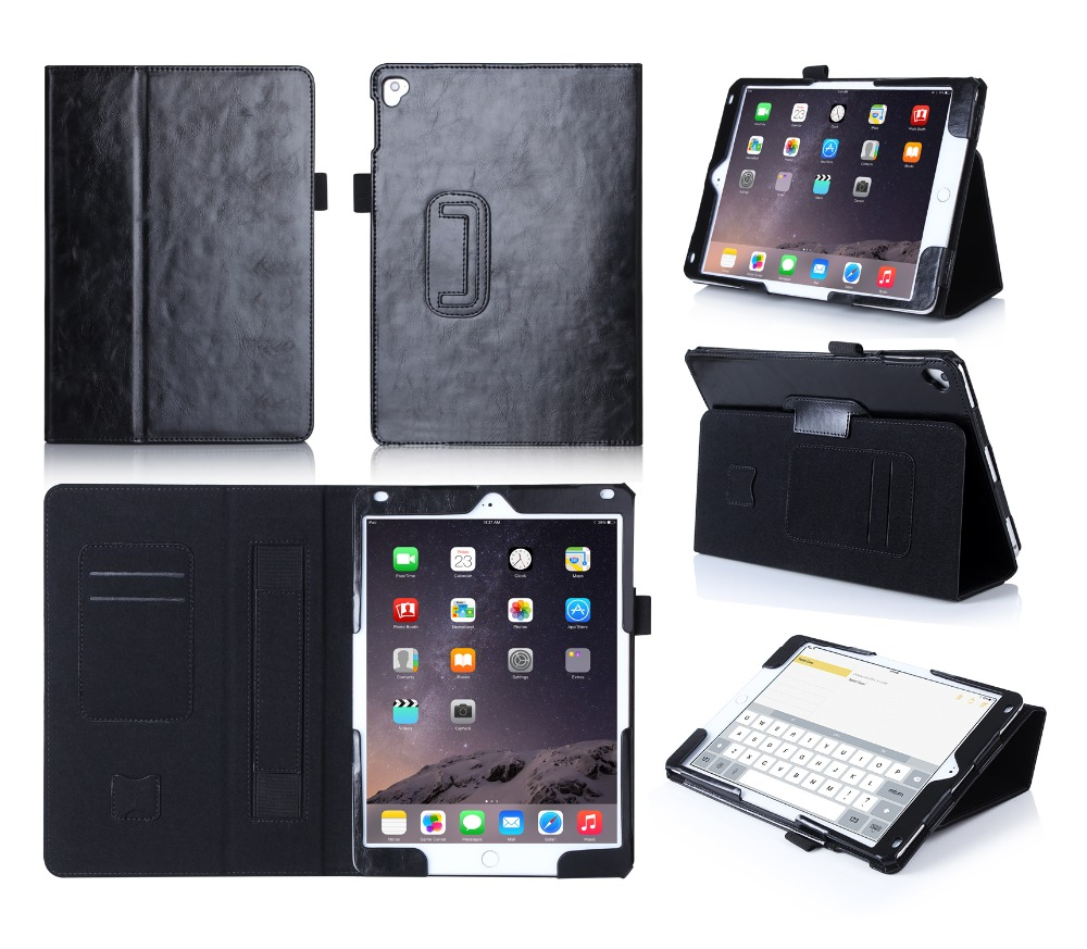 2016 Hot Selling Products Smart PU Leather Tablet Case For iPad Pro 9.7 inch