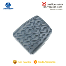 OEM Cheap and Hot auto spare parts molded rubber car brake foot pedal pad