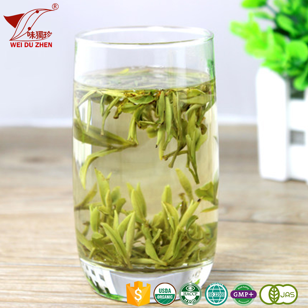 Factory Directly Supply Ya'an Mengding Early Spring Curly Sweet Green Tea Benefits Weight Loss Maofeng Green Tea Royal