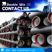 China supplier API 5L x52 SSAW Spiral Welded Carbon Steel Tube for Water Well Drilling pipe with FBE coatting pipe
