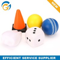 China Factory Promotion Custom Pu Stress Ball with Logo