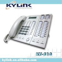 Digit phone for NIPX series & GX32 IPPBX. 26 and 36 DSS keys for expansion. 2 wires connection from PBX, 46 programmable keys.
