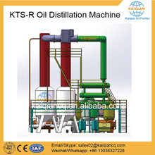 Used Tire Pyrolysis Equipment Waste Oil Recycle Machinery