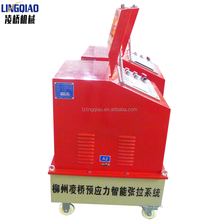 Prestressing Concrete Post Tension Intelligent Stressing Machine for Sale