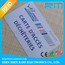 Good quality low cost rfid cards member management
